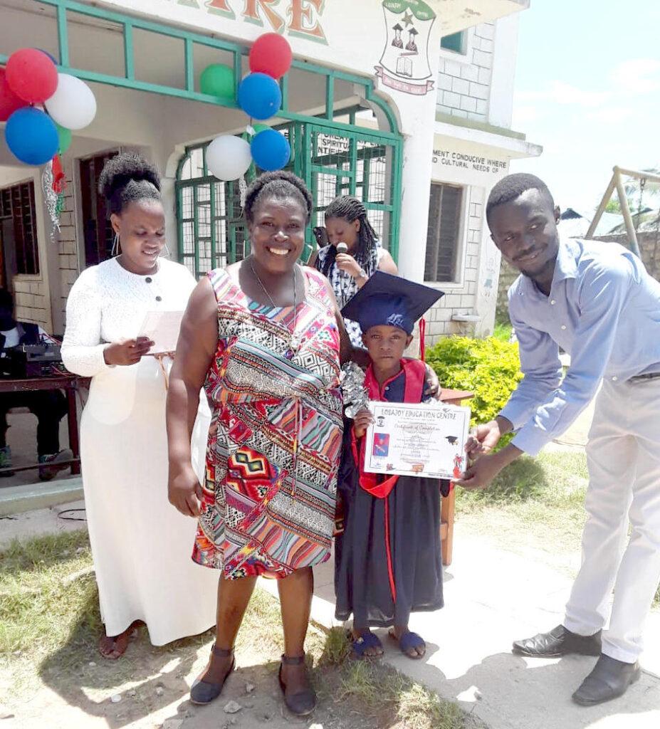 Africa Kenia Spenden Schule